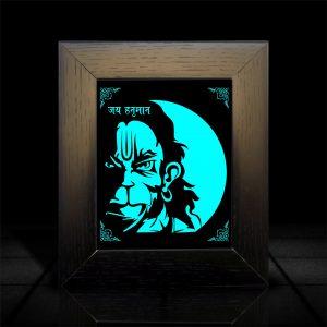 Hanuman Lumilor Frame l LumiLor Sprayable Light l Hanuman Photo Frame