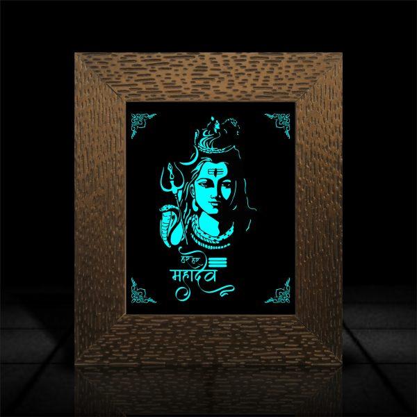 Mahadev LumiLor Frame l LumiLor Sprayable Light l Mahadev HD Image