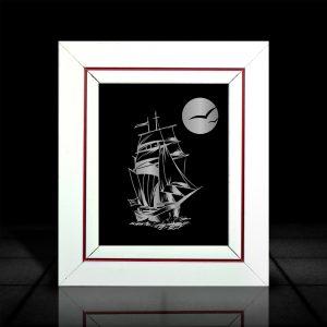 Buy Ship Frame Online l LumiLor Sprayable Light l Ship Photo Frame